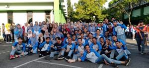 Santri Darul Falah Besongo Semarang Ramaikan Dies Natalis UIN Walisongo ke-50
