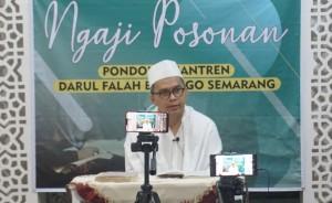 "Live Streaming Ngaji Posonan Kitab ""Nailul Masarat Fi Tashihi Dalailul Khoirot"" oleh Prof K.H Imam Taufiq"